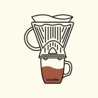 Nitelikli kahve demleme yöntemi Clever Dripper icon