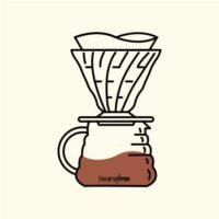 Nitelikli kahve demleme yöntemi Hario V60 icon