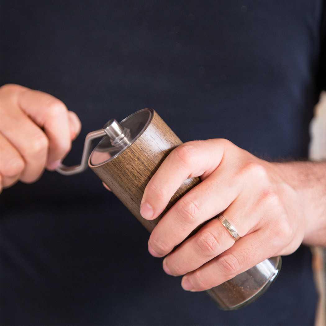 BeanOfMe Kahve Öğütme