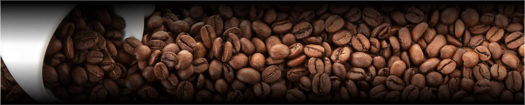 Kavrulmuş kahve çekirdeği