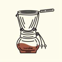 Nitelikli kahve demleme yöntemi Woodneck icon