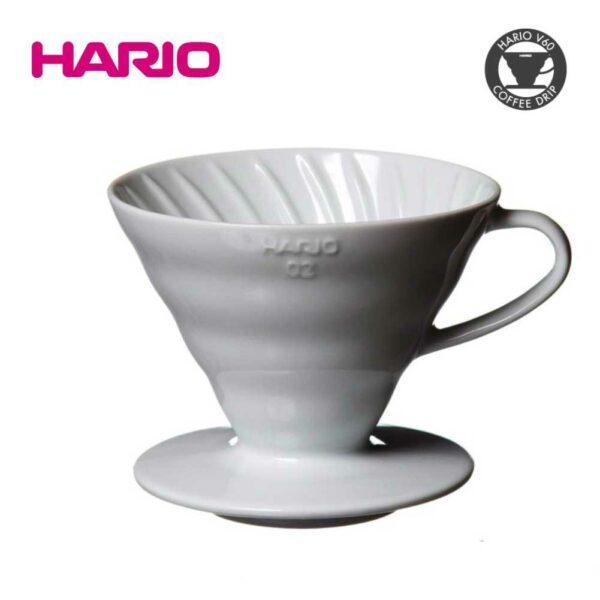 Hario V60 2 Seramik Demleyici