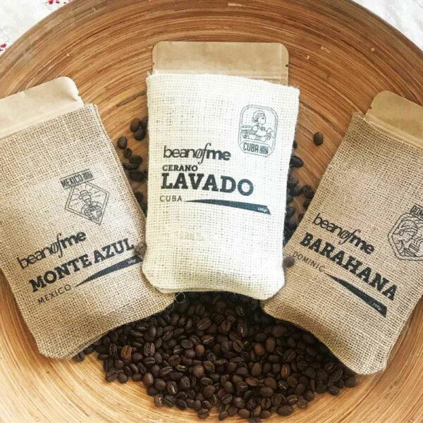 Kuzey Amerika Kahveleri Seti