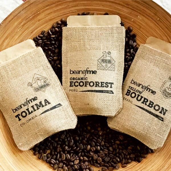 Güney Amerika Kahveleri Seti