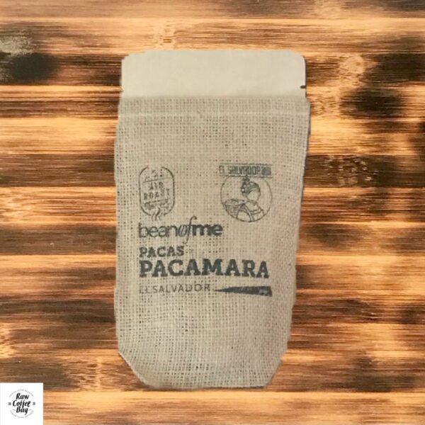 Beanofme El Salvador Pacamara Kahvesi