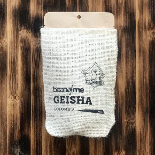 GEISHA Mammutidae- Colombia