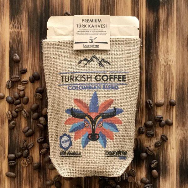Türk Kahvesi - Kolombiya Harman