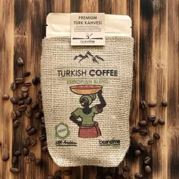 Türk Kahvesi - Etiyopya Harman
