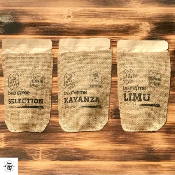Beanofme Afrika Kahveleri Seti